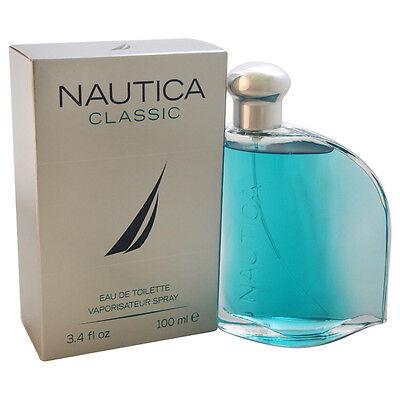 Nautica Classic for Men - 3.4 oz EDT Spray