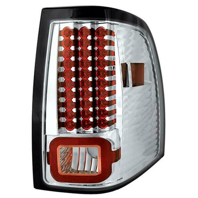 IPCW LEDT-517C Ford Expedition 2003 - 2006 Tail Lamps LED Crystal Clear