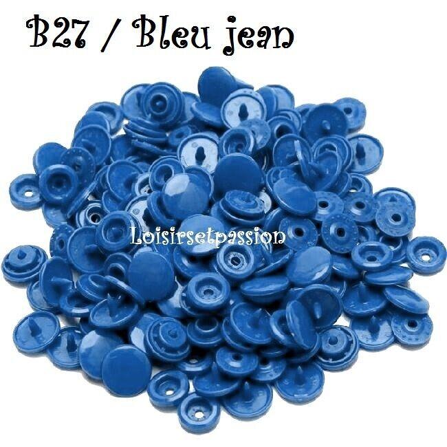 Couleur B27 / BLEU JEAN