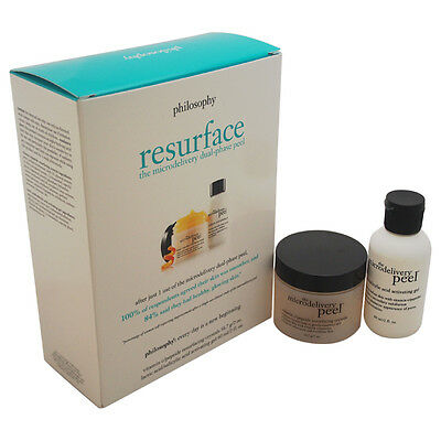 The Microdelivery In-Home Vitamin C Peptide Peel by Philosophy 2 Pc Kit