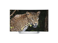 "LG 55EG910V - 55"" Curved OLED Full HD 3D Smart TV WiFi"
