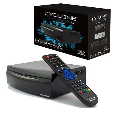 Sumvision Cyclone Primus 2 DISCO RIGIDO RIPRODUTTORE MULTIMEDIALE FULL HD 1080P