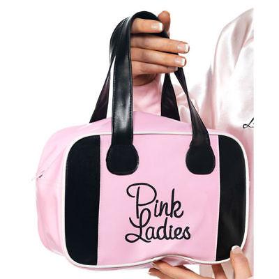 Smi - Karneval Kostüm Zubehör Pink Ladies Tasche aus Grease Handtasche