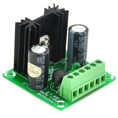 18v Dc Positive Voltage Regulator Module Board Based On 7818. X1