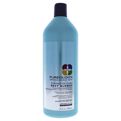 Strength Cure Best Blonde by Pureology for Unisex - 33.8 oz