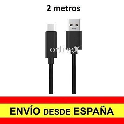 Cable Cargador USB Tipo