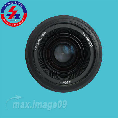 Yongnuo Wide-angle YN35mm F2  Fixed Auto and Manual Focus Lens For Nikon
