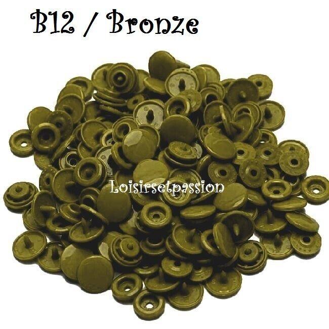 Couleur B12 / BRONZE