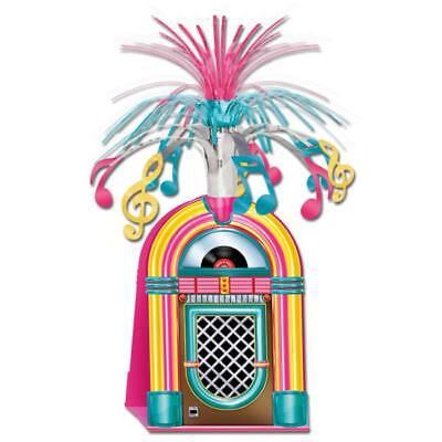 Musical Notes Jukebox Neon Centerpiece - Musical Note Centerpieces