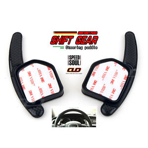 Steering Wheel DSG Paddle Extension Shifters for AUDI A3 A4 A5 A6 A7 A8 Q5 Q7 TT