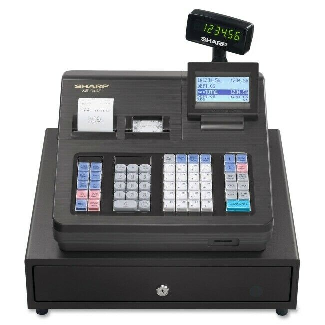 Sharp Cash Register - XEA407