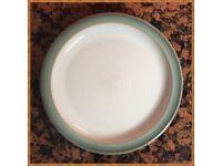 Denby Regency Green Plates - Job Lot of 3