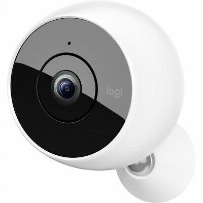 Logitech Circle 2 2 Megapixel Network Camera - 15 ft Night Vision - 1920 x 1080