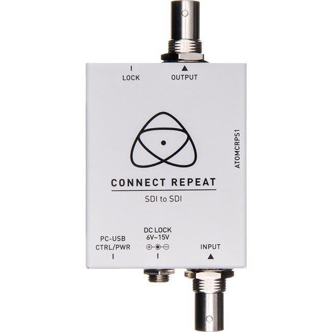 Atomos ATOMCRPS1 Connect Repeat   SDI Signal Extender