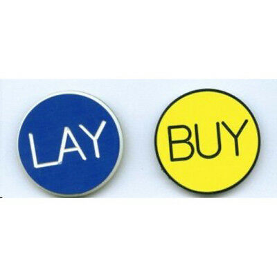 10 buy/lay craps lammer buttons