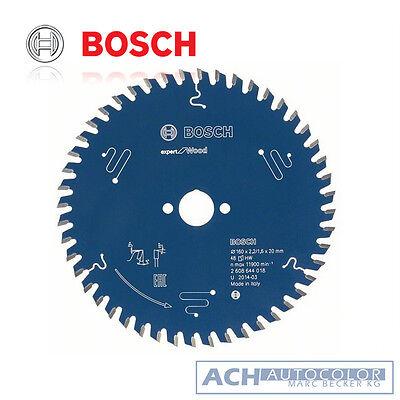 Bosch Disco Sierra Circular 165x20x2, 6 52T Experto Para Aluminio 2608644095