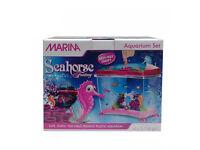sea horse fish tank