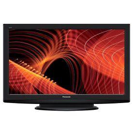 "Panasonic TX P42X20B - 42"" plasma TV Full Ready with inbuilt freeview."