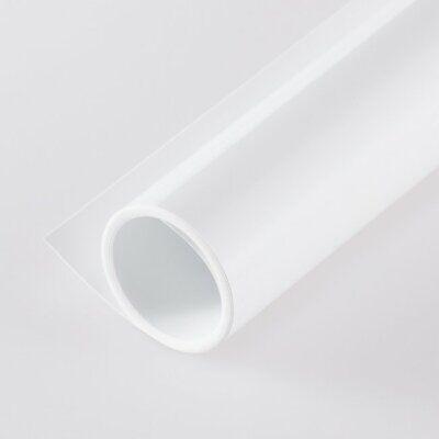 24*51 inch PVC Pure White Matte + Glossy Background Plate Photography Backdrop](Pvc Backdrop)
