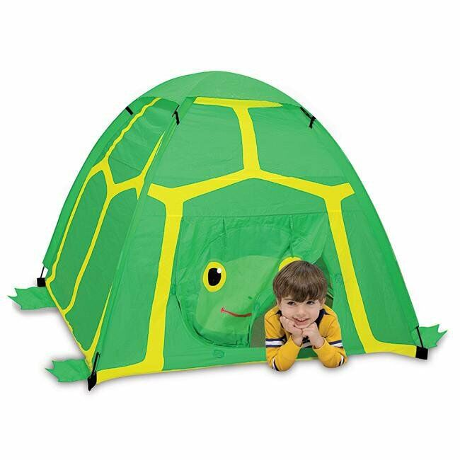 BRAND NEW IN PACKAGE Melissa & Doug Tootle Turtle Tent