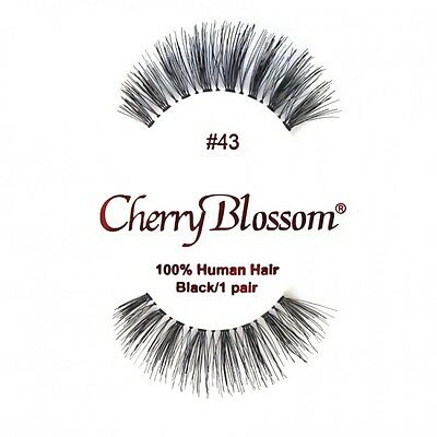 Cherry Blossom Lashes #43 (pack of 3) +free gift! **Red Cherry #43 - Red Cherry Blossom