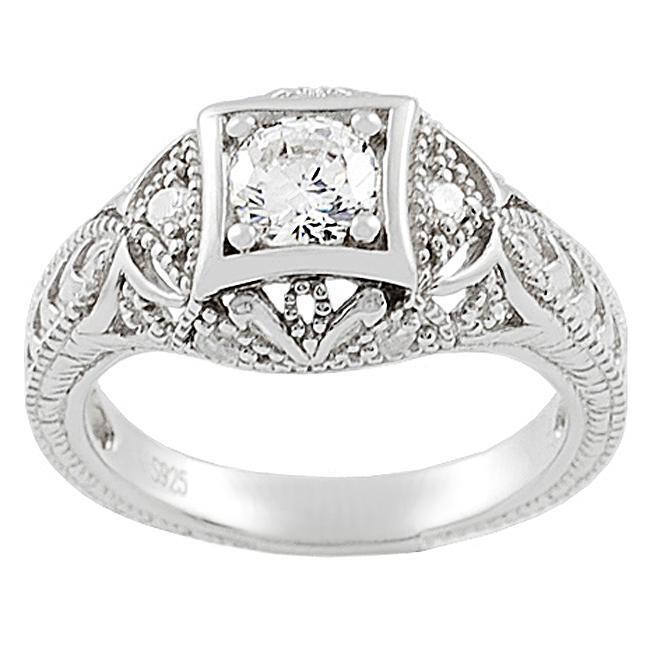 vintage sterling silver wedding rings ebay