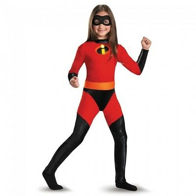 Disguise The Incredibles Violet Classic Child Girls Halloween Costume 6475 (The Incredibles Girl Costume)