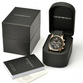 EMPORIO ARMANI MENS WATCH AR5905
