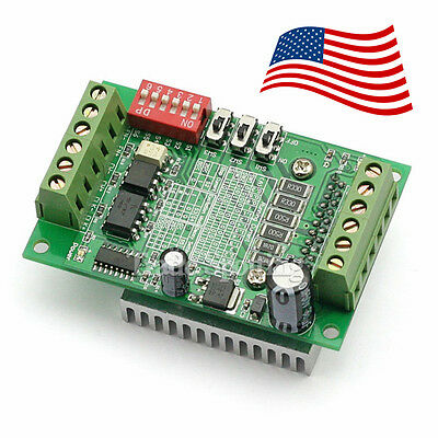 Cnc Tb6560 3a Router Single 1 Axis Controller Stepper Motor Driver Board Us Ship