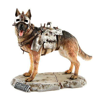 Fallout 1:6 Scale Dogmeat Statue - Figure 7