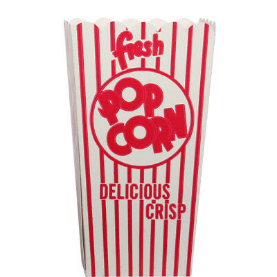 44e Open Top Popcorn Box 100case