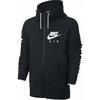Nike Air Zip Hoodie  Jumper Jacket Cardigan Pullover Gym Hoody  AW77