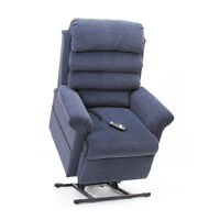 3 POSITION LIFT CHAIR. ( Blue)