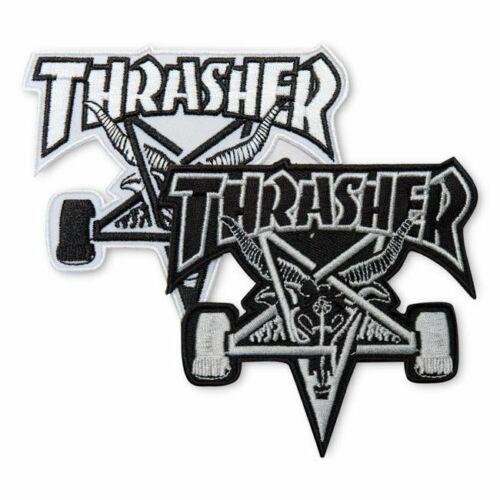 Thrasher Magazine SkateGoat Logo Patch