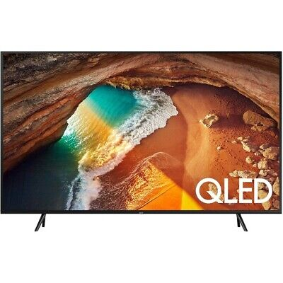 Samsung 65-inch QLED 4K UHD Q60 Smart TV with HDR and YouTube 2019 QN65Q60RAFXZA