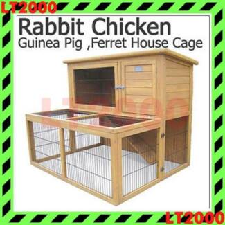 Rabbit Hutch with Run Rosewater Port Adelaide Area Preview