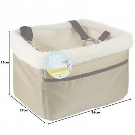 Dog/Puppy Car Booster Seat & Carrier