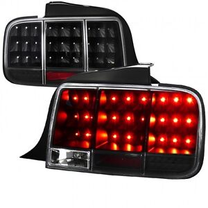 05-09 FORD MUSTANG SEQUENTIAL LED TAIL LIGHTS West Island Greater Montréal image 1