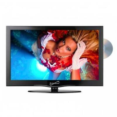Supersonic SC-1912 19 in. Widescreen LED HDTV with Built-in