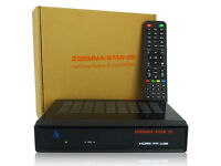 ZGEMMA STAR 2S SATELLITE BOX WITH 12 MONTHS GUARANTY WITH ACCESS TO ALL CHANNELS BARGAIN PRICE