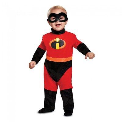Disguise Incredibles Jack Jack Superhero Baby Infant Halloween Costume 12535
