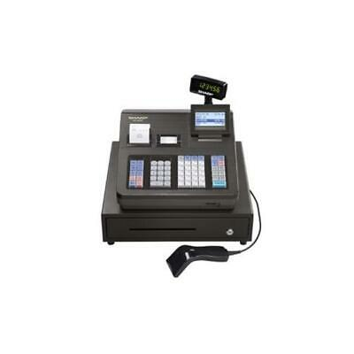 Sharp Cash Register Electronic Handheld Scanner 32gb - Xea507