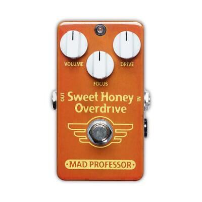 Mad Professor BJF Design Sweet Honey Dynamic Overdrive Pedal