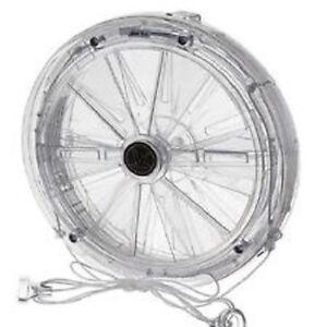 Vent A Matic Pull Cord Fan For Single Glazed Windows Model 106