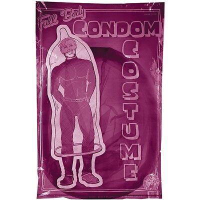 Ganzkörperkondom / Kondomkostüm, Faschingskostüm, Scherzartikel