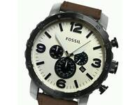 Fossil JR1390 stainless Steel watch