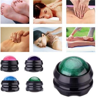 Massage Roller Ball Tight Sore Muscle Tension Relief Massager Leg Arm Back -