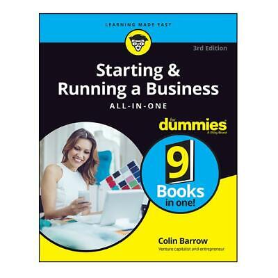 Starting And Running A Business All-in-One For Dummies 3rd Edition Colin Barrow