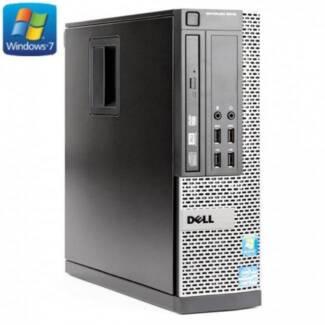 Dell Optiplex 9010 SFF Quad Core i7-3770 8GB 500GB Win 10 Desktop