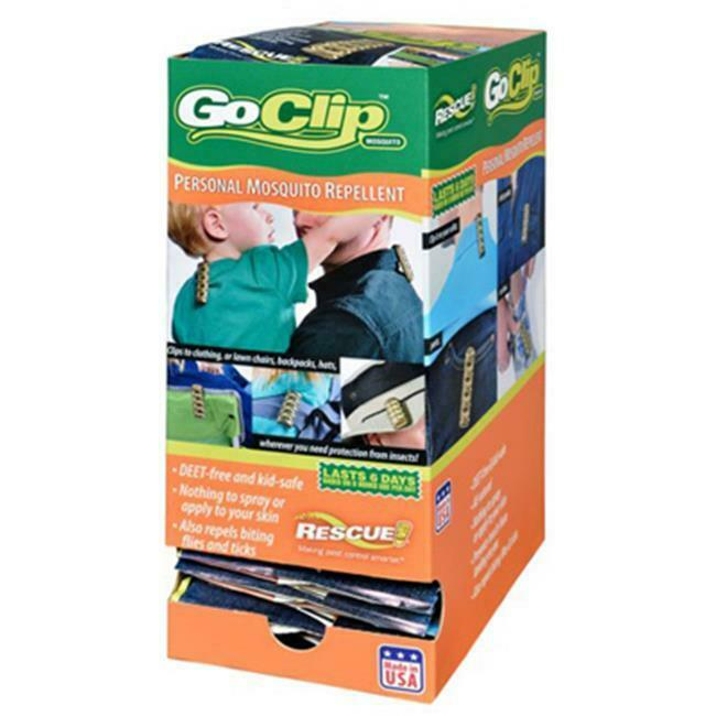 Rescue GC-M-DB24 Go Clip Mosquito Box